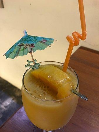 Rustic - Eatery & Bar: Mango fresh