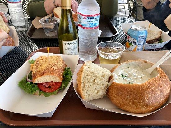 Boudin's Bakery & Cafe: photo0.jpg