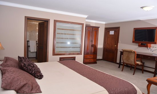 Hotel San Andres: suit