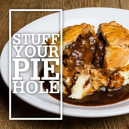 Fionn MacCool's (London South): Housemade pies everyday.