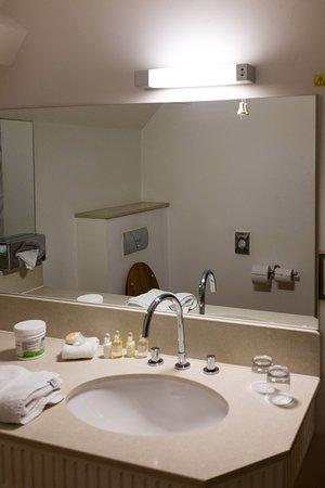 Rushton Hall Hotel and Spa: Charles Dickens Bathroom
