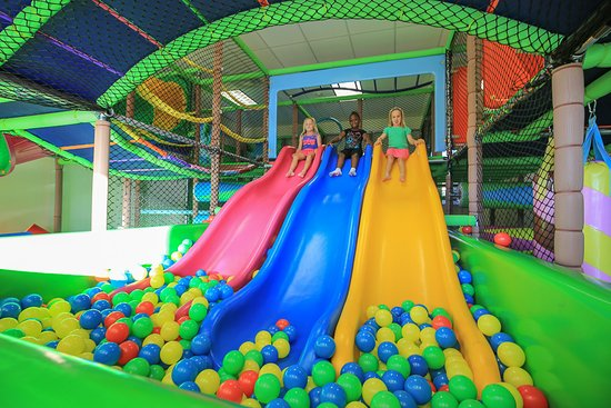 Playland Indoor Payground for kids