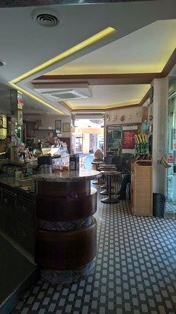 Bar Michelangelo: L'interno del locale