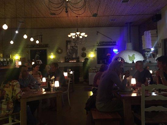 Massimo's : The buzzing restaurant