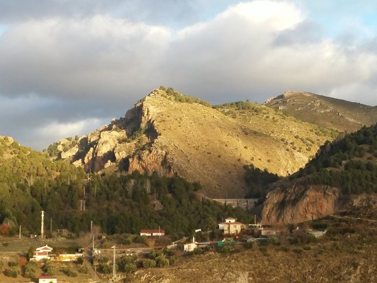 Quéntar, España: Vista este