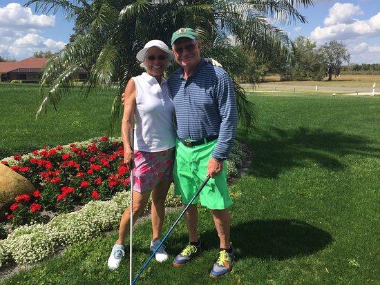 Deep Creek Golf Club : Awesome day!