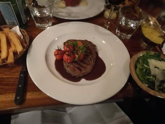 Huks Fluks: Steak