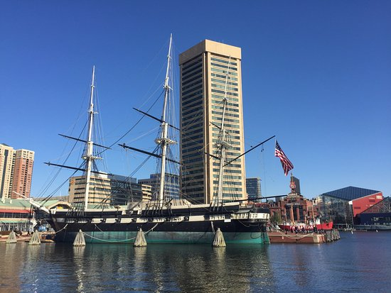 Inner Harbor: USS Constellation