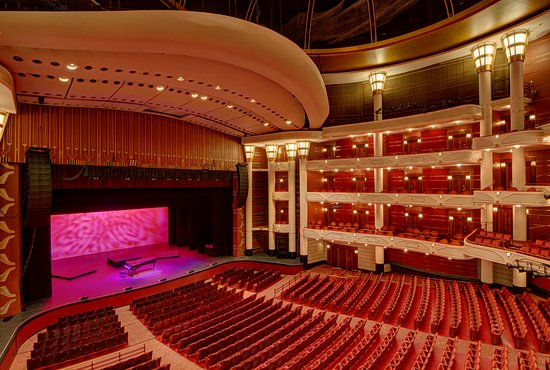 Kravis Center for the Performing Arts : Alexander W. Dreyfoos, Jr. Concert Hall