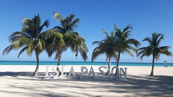 Isla Pasion Pion Cozumel Messico