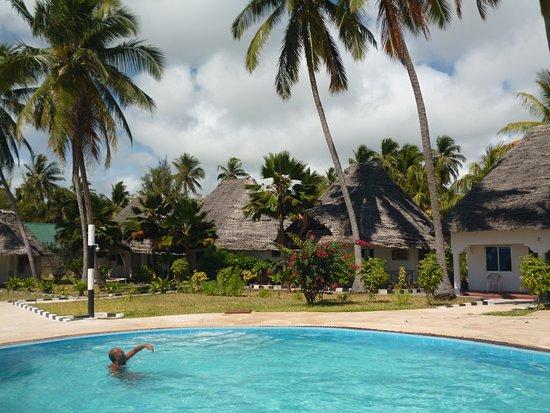 Visitor's Inn Hotel: La piscina del Visitor's Inn