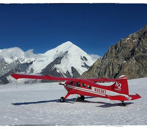 Talkeetna, AK: K2 Aviation