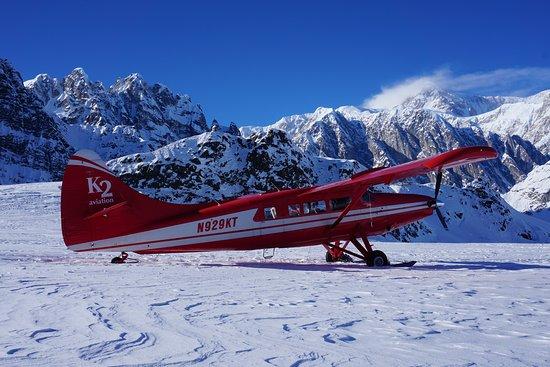 Талкитна, Аляска: K2 Aviation