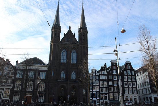 De Krijtberg - Sint Franciscus Xaveriuskerk: ams