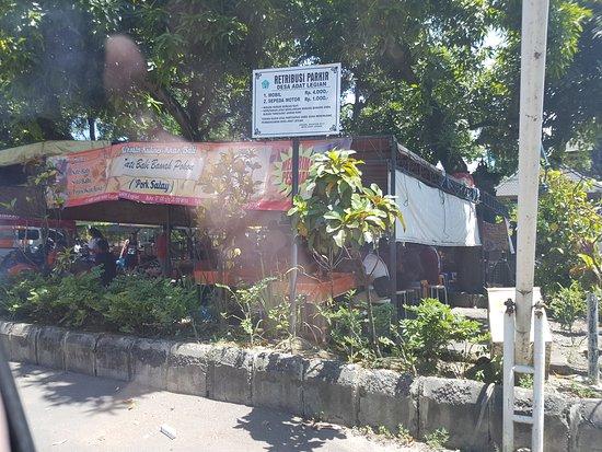Photo of BBQ Joint Sate Babi Bawah Pohon Gelora Trisakti at Jln. Patih Jelantik, Denpasar 80114, Indonesia