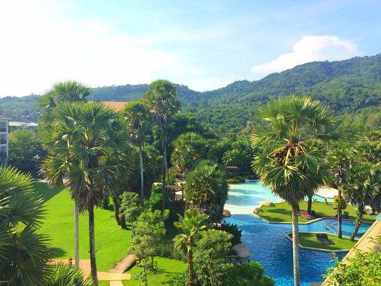 Phuket Naithon Resort: Вид из нашего номера
