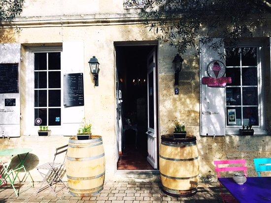 Margaux, France: l entrée