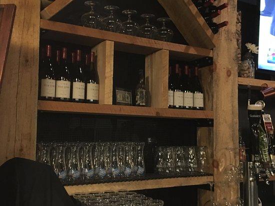 Victor, Nowy Jork: Six 50 - wine rack