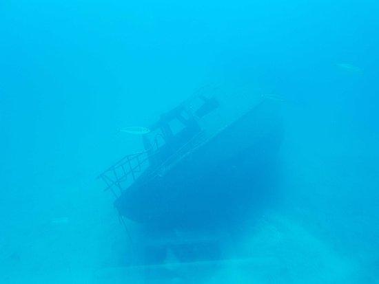 San Miguel de Abona, Spanyol: another 'wreck'