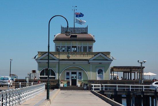 St Kilda, Australia: Pier