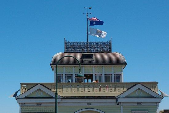 St Kilda, Australia: Kiosk