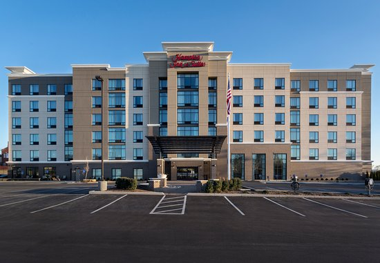 ‪Hampton Inn & Suites Newport / Cincinnati‬