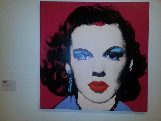 Museu Coleção Berardo: Judy Garland - Obra de Andy Warhol(coleção Berardo)