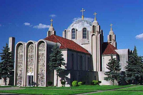 St Lazarus Serbian Orthodox Cathedral
