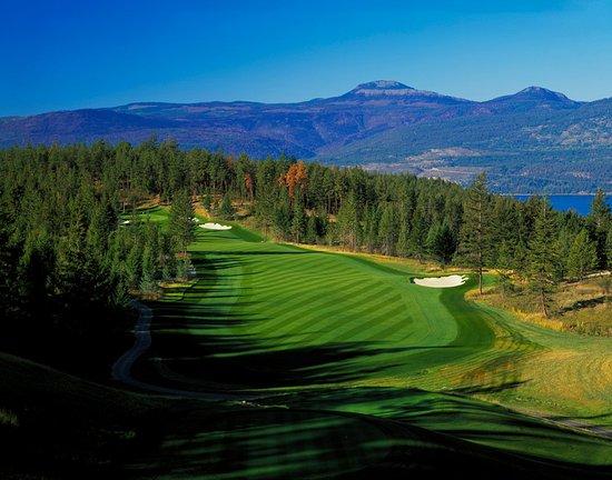 Vernon, كندا: Ridge Course