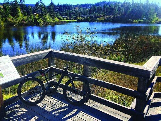 Vernon, كندا: Birdie Lake