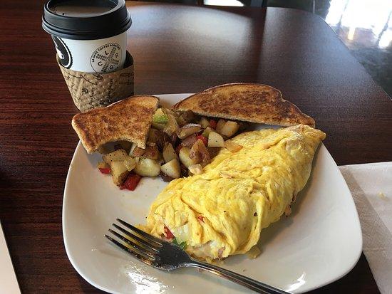Perris, Kalifornien: Denver Omelet