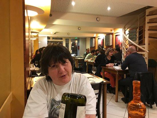 Bar-le-Duc, França: La main à la pâte