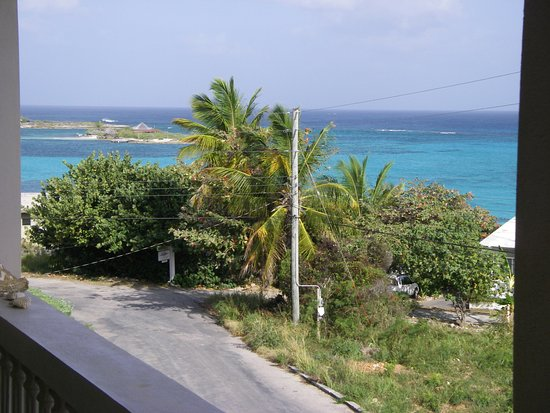 Island Harbour, Anguilla: View from the medium one bedroom.