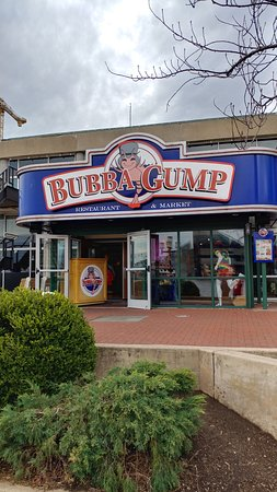 Pretty Good Review Of Bubba Gump Shrimp Co Baltimore