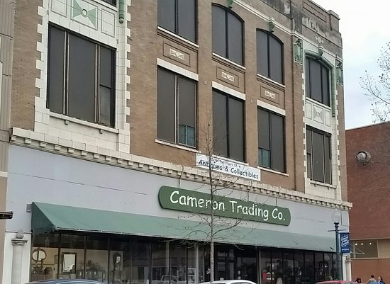 Waco, TX: Cameron Trading Co Antique Mall
