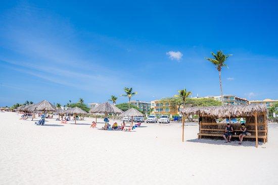 Life On Eagle Beach Aruba