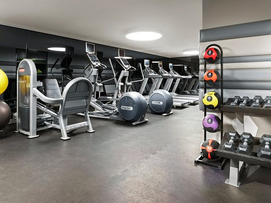 Paramount Hotel Times Square New York: Fitness Center