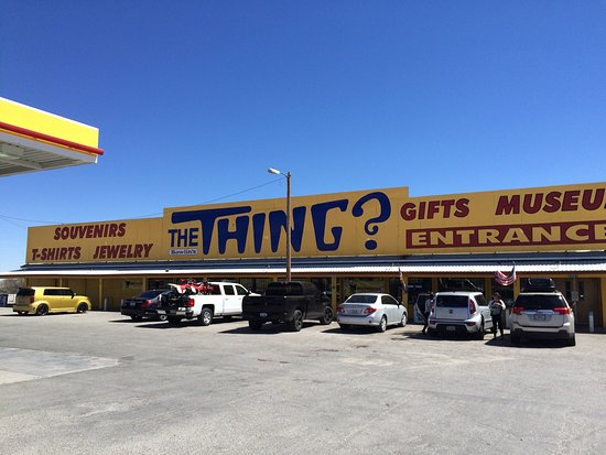 Benson, AZ: The Thing