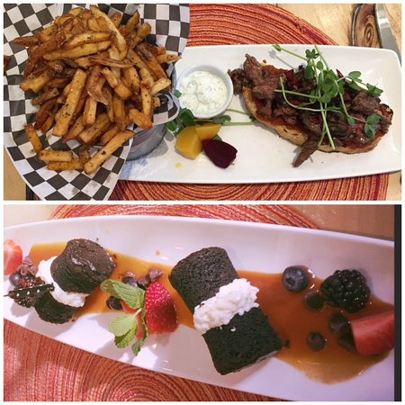 Beamsville, Canada: Lunch and more