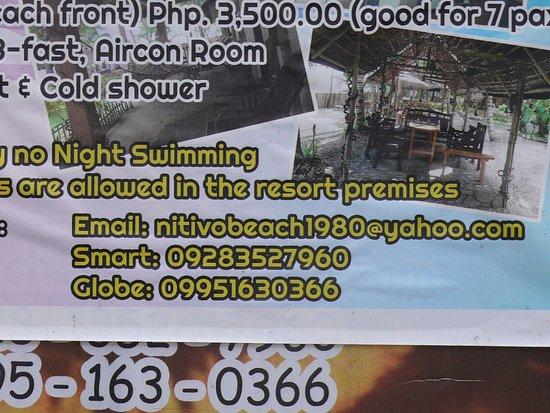 Nitivos Beach Resort Foto