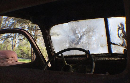 Crawfordville, FL: Rusted Ford Trucks - stories to tell