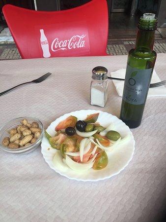 Almussafes, Spain: Petit-déjeuner