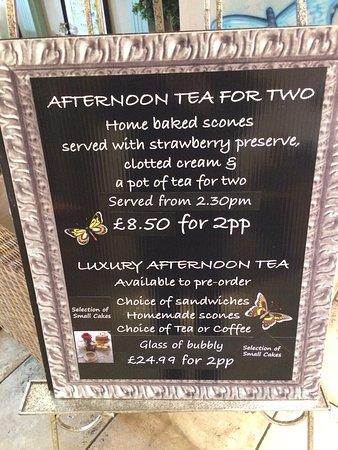 Butterfly's Tea Room