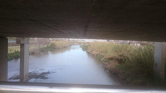 Sant Adria de Besos, Spain: Parc Fluvial del Besós