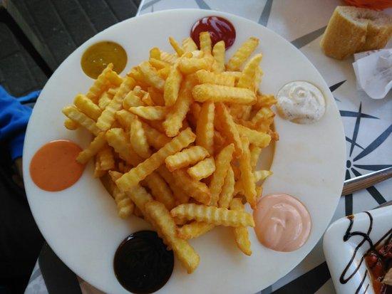 Restaurante taberna la marcela en alcorc n for Calle oslo alcorcon