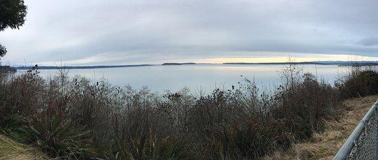 เอเวอเรตต์, วอชิงตัน: Panorama of the bay from Howarth park