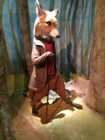 Bowness-on-Windermere, UK: Mr Fox