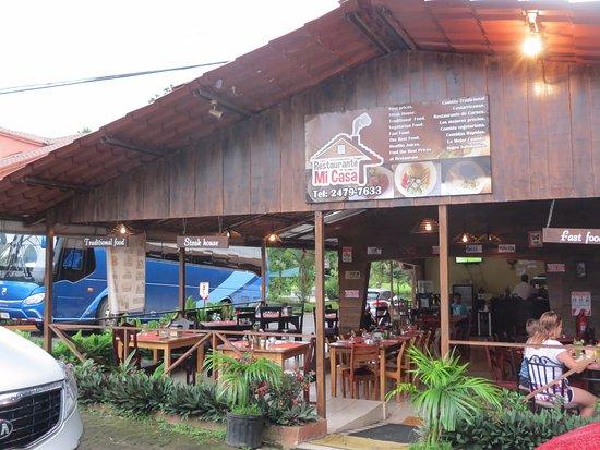 Restaurante Mi Casa La Fortuna, Arenal - Costa Rica