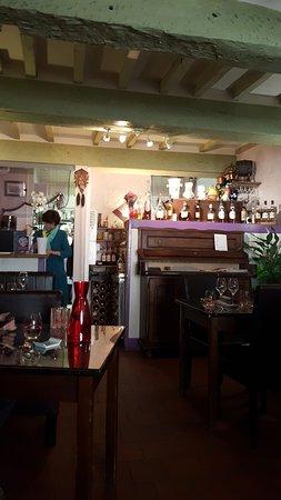 La Table d'Oste : Salledu Restaurant