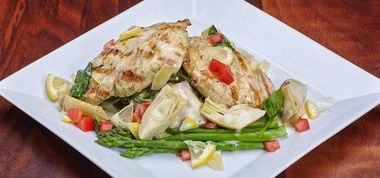 Balboa Island, Kalifornia: Grilled Chicken Limone